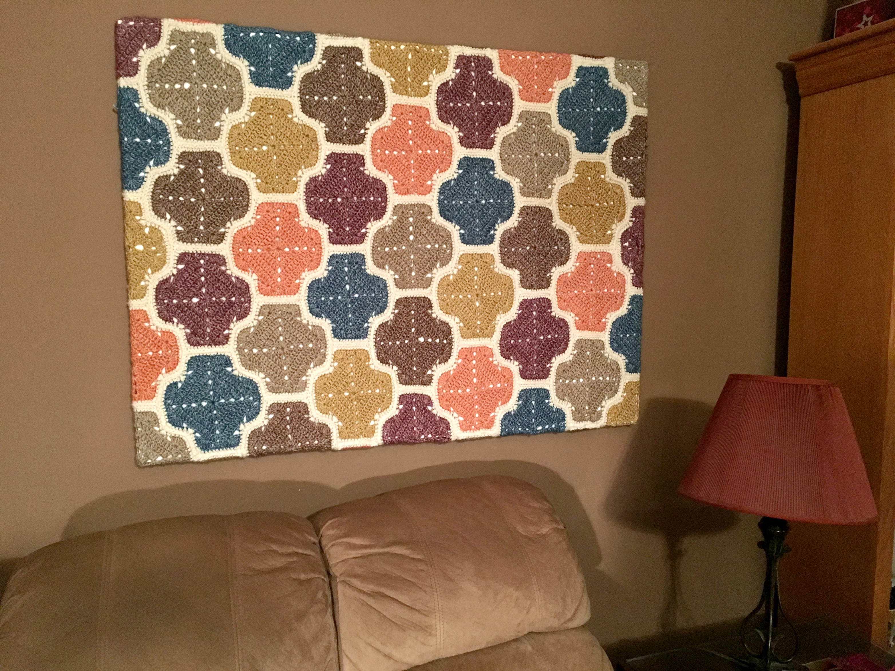Moroccan Lattice CAL Archives - Julie Yeager Designs